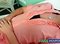 FakeHospital Married wife with fertility problem has vagina examined