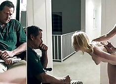 Father Whores Out His Firstborn Daughter Athena Rayne To Pay Off His Debts
