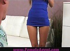 FemaleAgent Delicious agent of seduction
