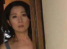 Japanese Mom Caught Son Masturbating Son Force To Fuck Mom