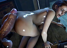3D SFM -  26Region - Jill Valentine from Resident Evil