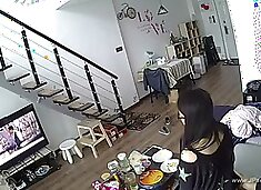 Hackers use the camera to remote monitoring of a lover`s home life.29