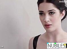 Beautiful Indian actress tammanah bhatia sex tape