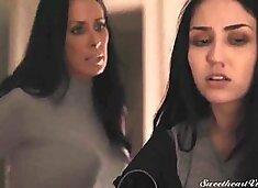 Jade Baker, Reagan Foxx - Mother Lover Society 20 Scene