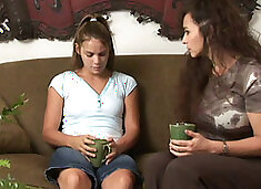 Lesbian Psychotherapists 1 Scene 2. Heather Silk, Keisha