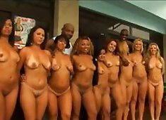 Slayer intro Orgy line up Brazilian girls GV BTS