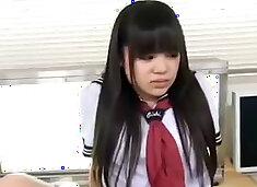 Black doctor bangs petite japanese girl