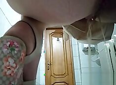 Peeing girls in wc compilation 2