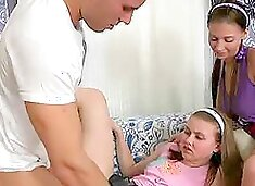 Kamilla tried to help Alissa with her defloration