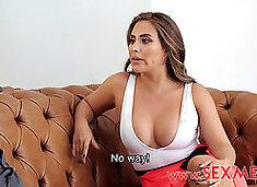SexMex DOUBLE PENETRATION WITH HER NEPHEWS SILVIA