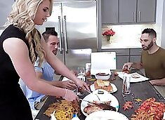 Husband loves to share his cock hungry wife Phoenix Marie. HD