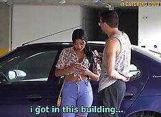 greedy bitch get fuck