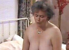 Great looking sluts crammed in vintage movie