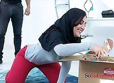 Jezebeth, pledges to be her brother submissive slut hijab stories