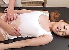 Sakuno Kanna Erotic Massage For Kanna