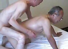 Japanese old man 351
