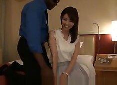 Japanese Interracial BBC