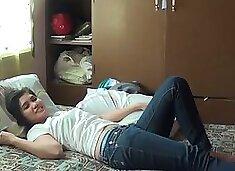 FIlipina teen college girl having sex with her boyfriend