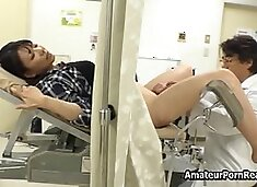 Wife Asian Japanese Milf Sex With Perverted Gyno Doctor